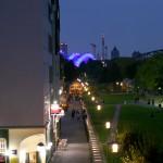 Die Kölner Altstadt liegt fußläufig vom Hotel Ilbertz undd ist ideal für einen Spaziergang am Abend