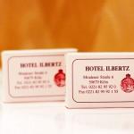 Zimmerausstattung Hotel Ilbertz
