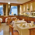 Frühstücksraum im Erdgeschoss - Hotel Ilbertz