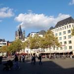 Heumarkt - Köln Altstadt