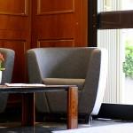 Gemütliche Sitzecke im Foyer
