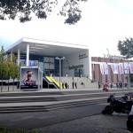Kölner Messe - Eingang Barmerstraße