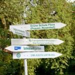 Im Botanischen Garten - Flora