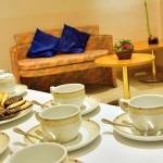 Kaffeepause im Ilbertz