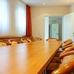 Unser Tagungsraum für max. 12 Personen im Hotel Ilbertz in Köln-Deutz