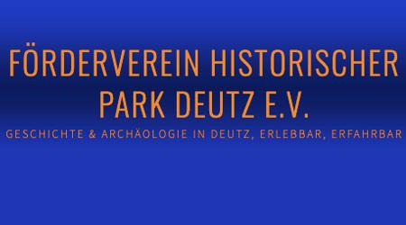 Förderverein Historischer Park Deutz e.V.